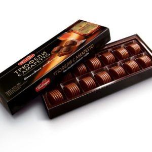 Конфеты шоколадные «Трюфели с амаретто» 180гр