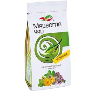"Чай зеленый байховый ""Травяной"", 75гр"