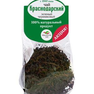 Чай зеленый черешковый, 75гр