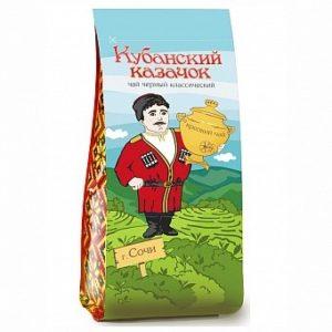 """Чай черный классический """"Кубанский казачок"""", 75гр"""
