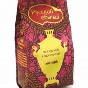 """Чай черный классический """"Русский обычай"""", 75гр"""