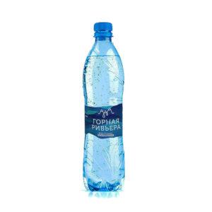 Вода «Горная Ривьера», 0.5л. Цена за 1уп(12шт×17руб)