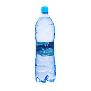 Вода «Горная Ривьера», 1.5л. Цена за 1уп(6шт×27руб)