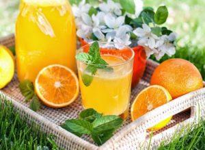 Лимонад из горной воды: В домашних условиях