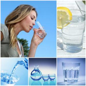 Диета для ленивых на воде или как похудеть за месяц