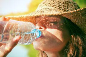Что пить в жаркую погоду