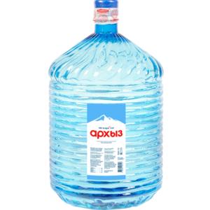 "Вода ""Легенда гор Архыз"", 19литров в ПЭТ (не нужен залог за бутыль)"