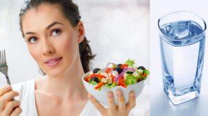 Нужно ли пить воду перед едой?