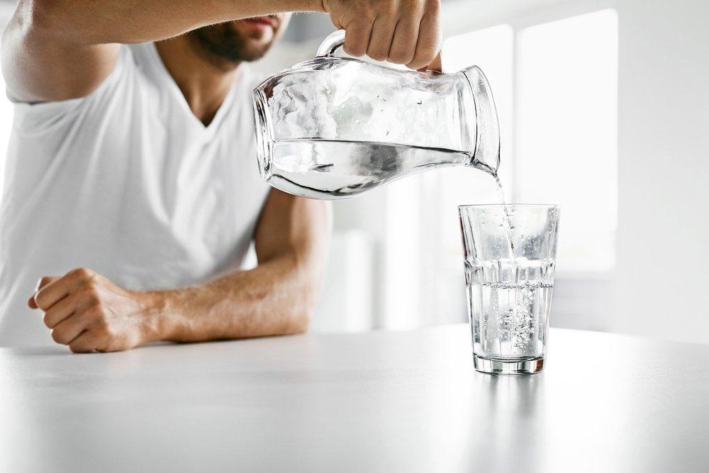 Аллергия на воду:Оказывается бывает и такое