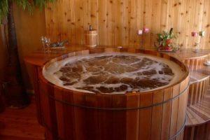 Бак для воды в баню