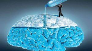 Недостаток воды в организме-уничтожает клетки головного мозга!