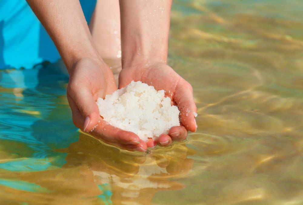 Магия соленой воды