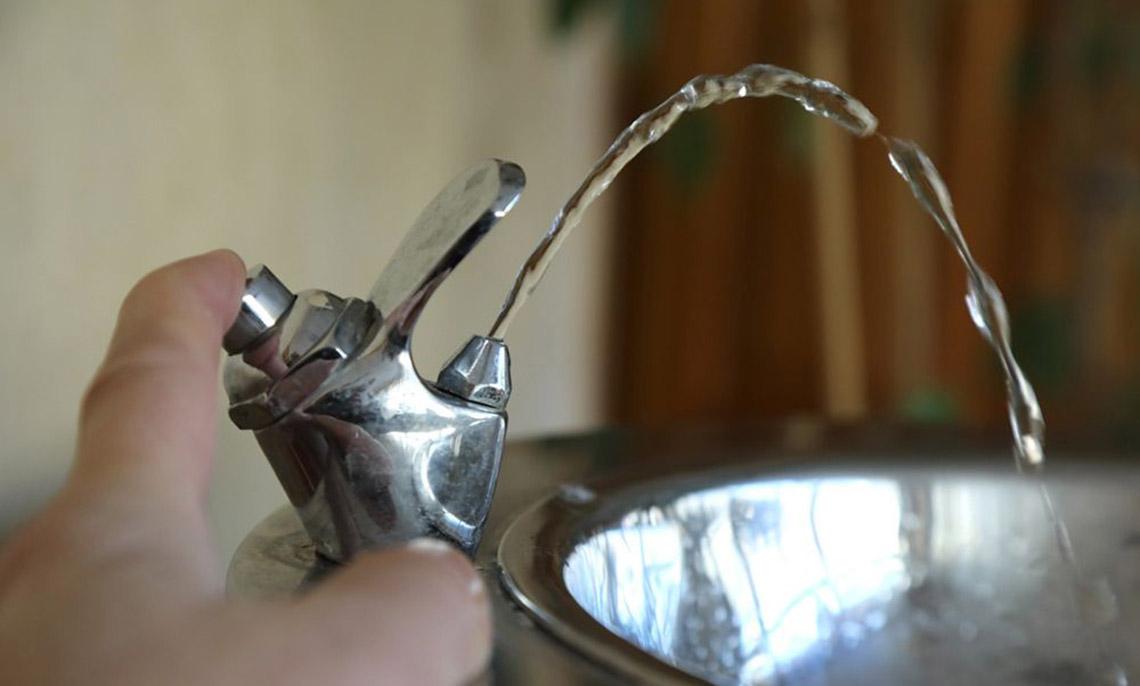 Питьевая вода. Обзор фонтана питьевой воды