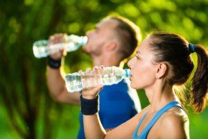Как употребление воды влияет на фигуру