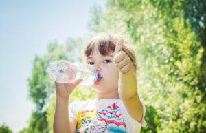 Питьевая детская вода