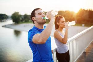 Потребление воды- на сколько важно для человека?
