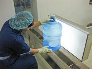 Контроль технологических процессов очистки питьевой воды