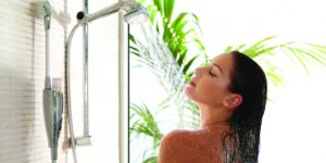 Какая идеальная температура воды для душа?