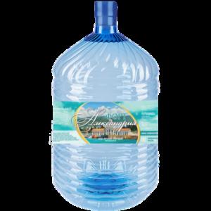 """Вода """"Форт Александрия"""" 19л в ПЭТ (не нужен залог за бутыль)"""