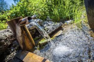 Как добывается артезианская вода