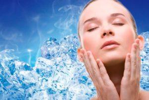 Холодная вода: ваш козырь красоты
