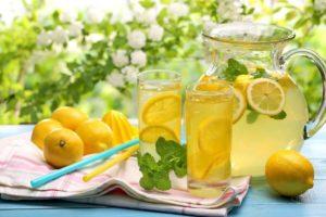 Вода с лимоном натощак по утрам — польза и вред
