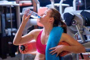 Вода и похудение. Сколько воды нужно пить?