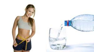 Похудение с помощью воды, польза воды